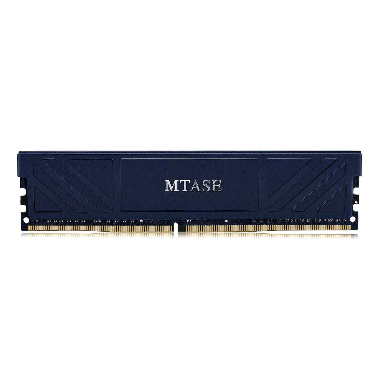 魅光黑战 台式机内存条 DDR4 16G2400