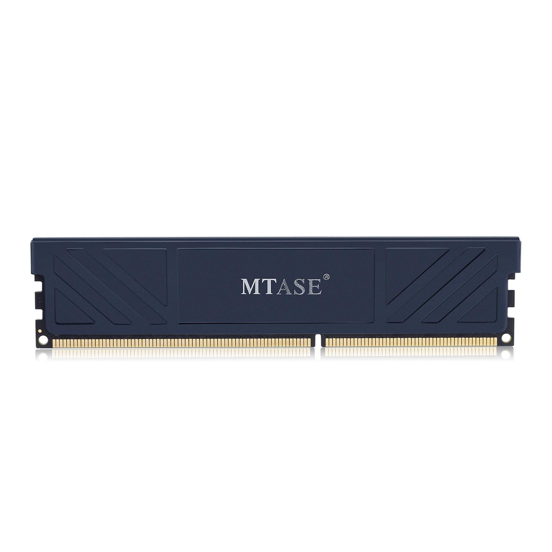 魅光黑战 台式机内存条 DDR3 8G1600